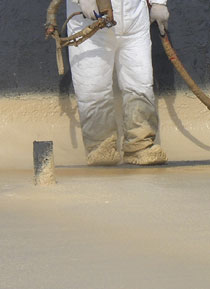 Fort Worth Spray Foam Roofing Systems